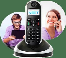 Assine NET Fone Ilimitado